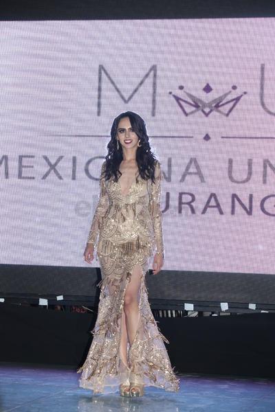 Wendy Chávez es originaria de Santiago Papasquiaro.