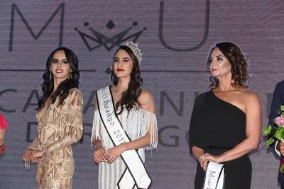 Wendy Chávez, MX Universal Durango 2018, Idaly Ayala, Mx Universal Durango 2017 y Lupita Jones.