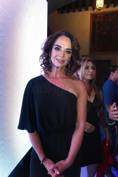 Lupita Jones, directora nacional del certamen estuvo presente.