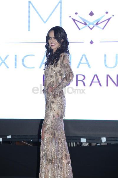 Wendy Chávez fue elegida como la representante de Durango para el certamen nacional de Mexicana Universal 2018.