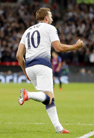 Barcelona se impone a Tottenham en Wembley