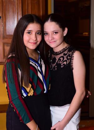Angela y Daniela