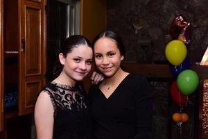 Natalia y Daniela