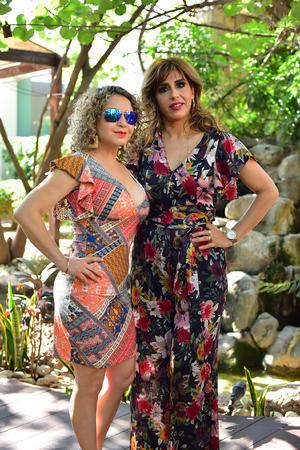 Fanny y Sandra