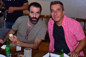 Sergio y Gerardo