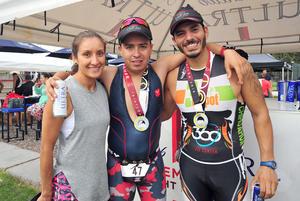Elisa Polo y Miguel