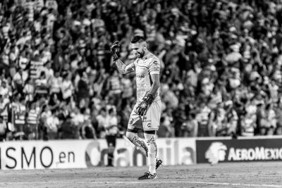 Santos Laguna golea al Atlas en el Corona