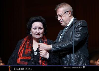 Fallece Montserrat Caballé, diva española de la ópera