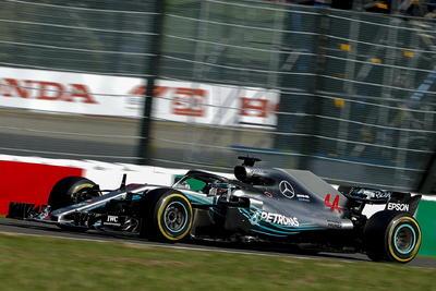 Hamilton conquista Japón