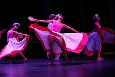 Ballet Provincial de San Luis se presenta en Durango