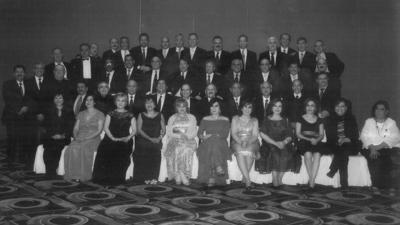07102018 Generación 1971-1976 de Ingenieros Industriales Administradores de la Universidad Autónoma de Nuevo León.
