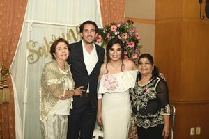 06102018 Leticia, Eduardo, Zayne y Consuelo.