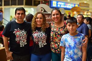 08102018 Víctor, Yohanna, Sandra y Emiliano.
