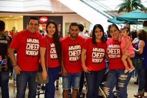 08102018 José, Alejandra, Jorge, Perla y Nancy.