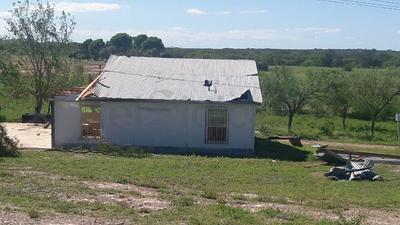 Un tornado sorprendió a los habitantes del ejido Santa María del municipio de Jiménez.