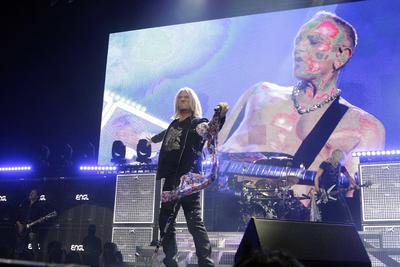La legendaria agrupación británica Def Leppard ya habían sido nominados con anterioridad.