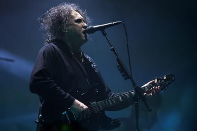 The Cure, la banda de rock gótico, figura entre más de 15 artistas que buscan un lugar en el Salón de la Fama de Rock.