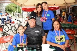 10102018 Diana, Valentina, Juanita, Héctor y Luisa.