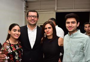 10102018 Astrid, Juan, Jossie y Eduardo.