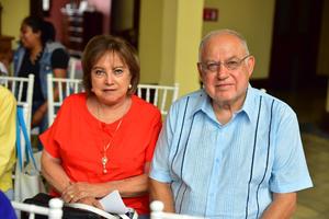 10102018 EN PAREJA.  Susana y Sergio.