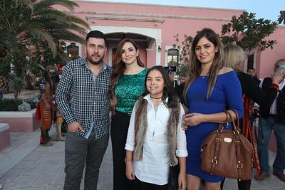 Familia Simental Martínez.