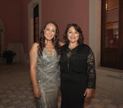 Claudia Sadowsky y Sonia Ocampo.