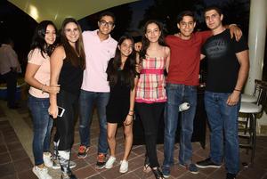 11102018 Fernanda, Gina, Eduardo, Lulú, Ana, Alberto y Toño.