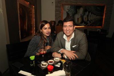 Samuel Arenas y Judith Martínez.