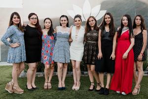 13102018 Marisol, Teresita, Fabiola, Gabriela, Karen, Danna, Fernanda, Valeria y Janisse.