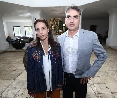 Graciela y Alberto.