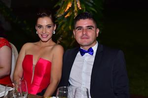 Nadege y Juan Carlos