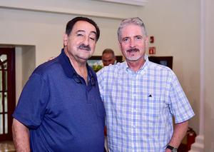 Miguel y Alberto