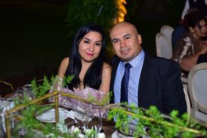 Janeth y Emmanuel