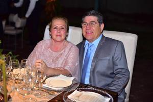Maricarmen y Juan Antonio