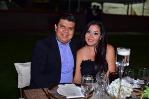 Sergio y Karla