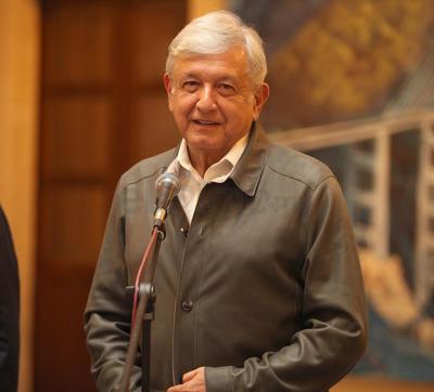 Andrés Manuel reconoció que Durango es un estado sumamente marginado. Sin embargo, se mostró optimista con los resultados de la reunión.