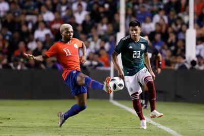 México sufre nueva derrota contra Chile