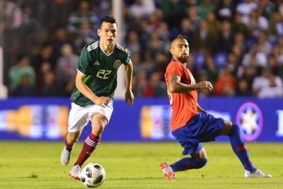 Tras la anotación que definió el partido, Hugo González tuvo que abandonar el terreno de juego en cambio por Gudiño, tras verse lesionado al intentar detener a Castillo.