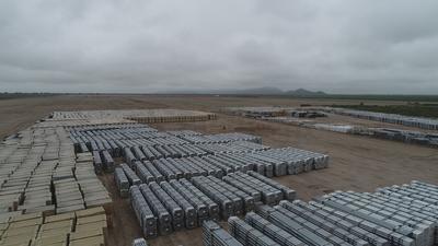 Cabe destacar que, con un megawatt se puede abastecer a 800 domicilios.