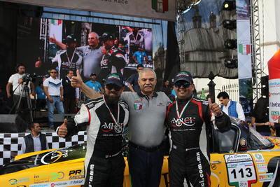 Oaxaca, la casa de Emilio, fue el inicio de esta travesía que hoy termina con un podio más para el piloto mexicano.