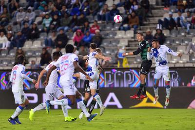 Furch rescata el empate para Santos ante Tuzos