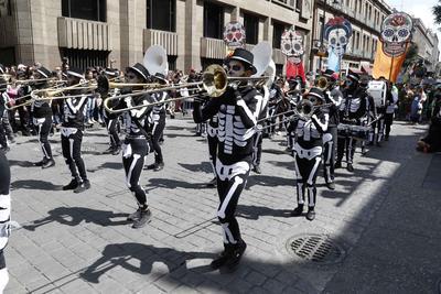 De acuerdo con los organizadores, este desfile se destacó por ser incluyente.