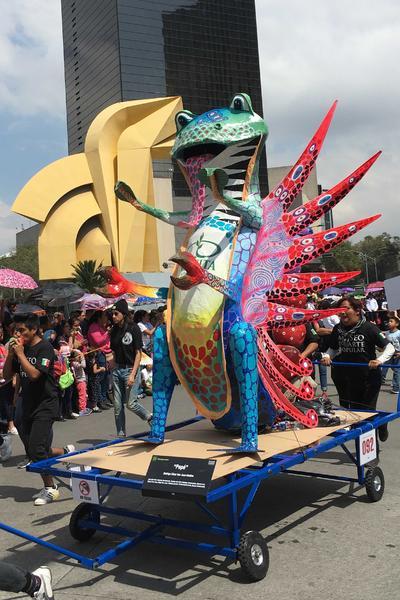 De acuerdo con el Museo de Arte Popular, este evento se hace con la intención de fomentar la cultura y esperan que a lo largo de los años el desfile sea una tradición en la Ciudad de México.