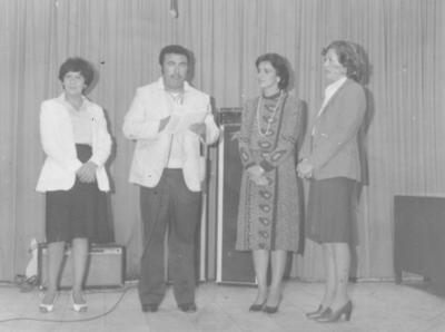 21102018 Baldo López Delgado entrevista en canal 2 a las damas del DIF Torreón.