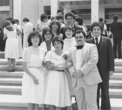 21102018 Generación XII de Licenciados en Derecho, 1978-1983, de la Facultad de Derecho UAdeC.