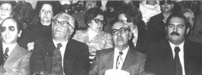 21102018 Mariano López, Margarita Talamás, Leobardo Flores, Antonio González y Jesús Reyes.