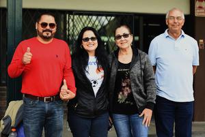 21102018 Raúl Gurrola, Marlen León, Socorro Soto y Javier Gándara.