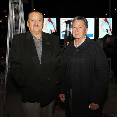 Rafael Guerrero y Macario Muñoz.