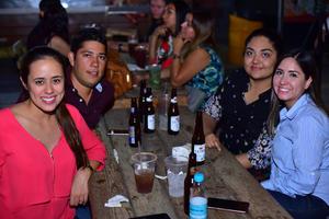23102018 Alejandra, Enrique, Liliana y Osmara.