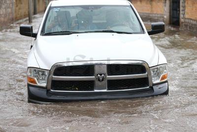 Se notificó que desde el poblado Antonio Castillo hasta 5 de Febrero, se tiene riesgo de anegaciones por las condiciones que presenta el terreno, así como por la concentración de venidas de agua.